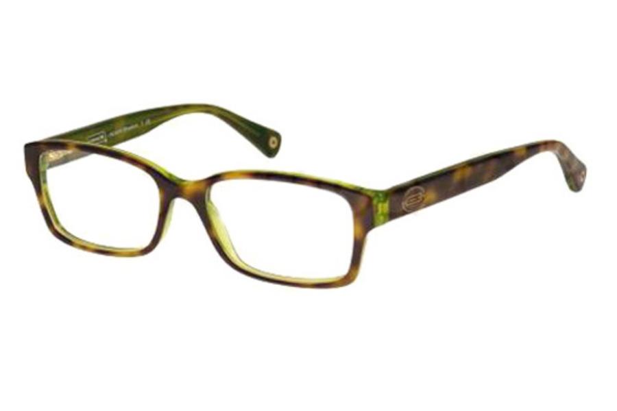 Coach Eyeglass Frames Hc6040 : Coach HC6040 Eyeglasses FREE Shipping - Go-Optic.com