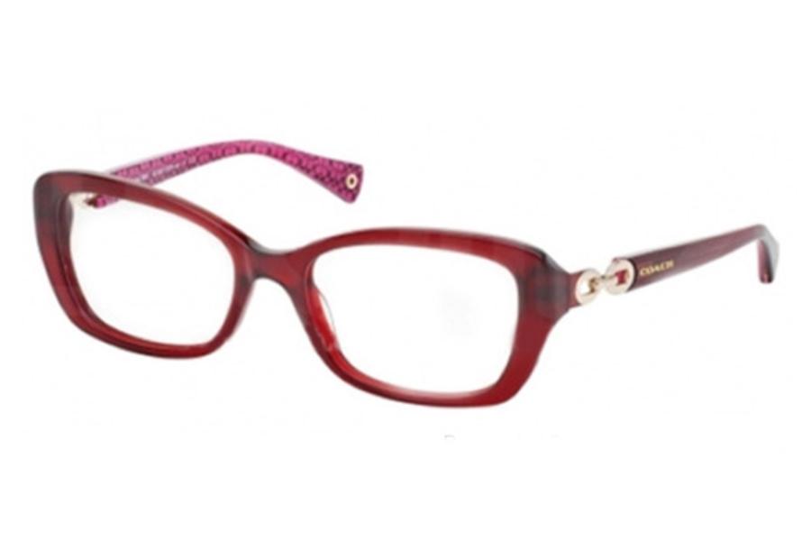 Coach HC6051 Eyeglasses FREE Shipping - Go-Optic.com