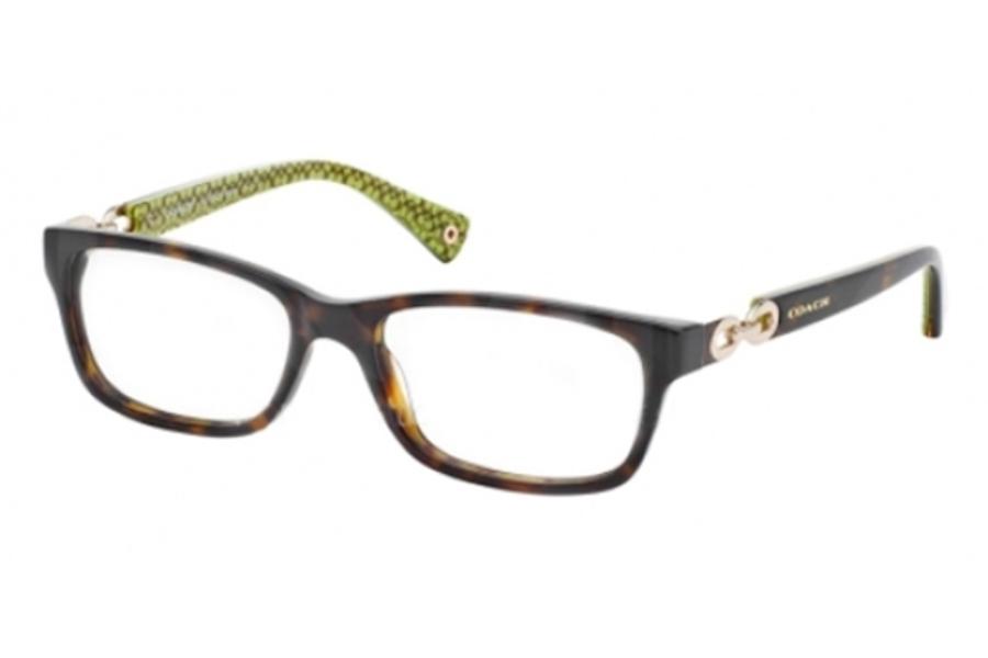 Coach Ladies Eyeglass Frames : Coach HC6052F Eyeglasses FREE Shipping - Go-Optic.com