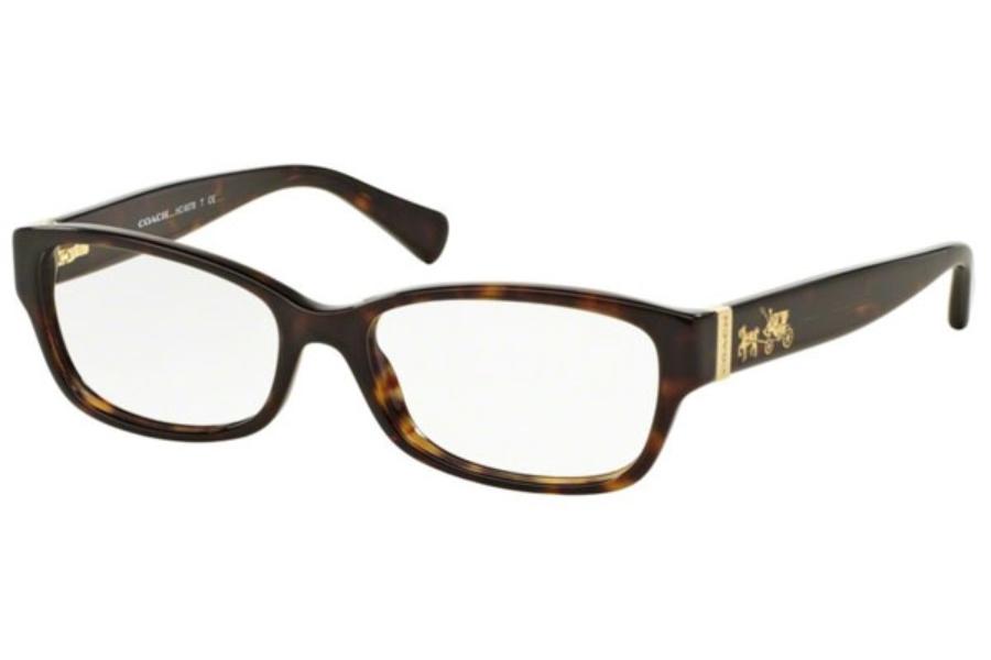 Coach Ladies Eyeglass Frames : Coach HC6078 Eyeglasses FREE Shipping - Go-Optic.com