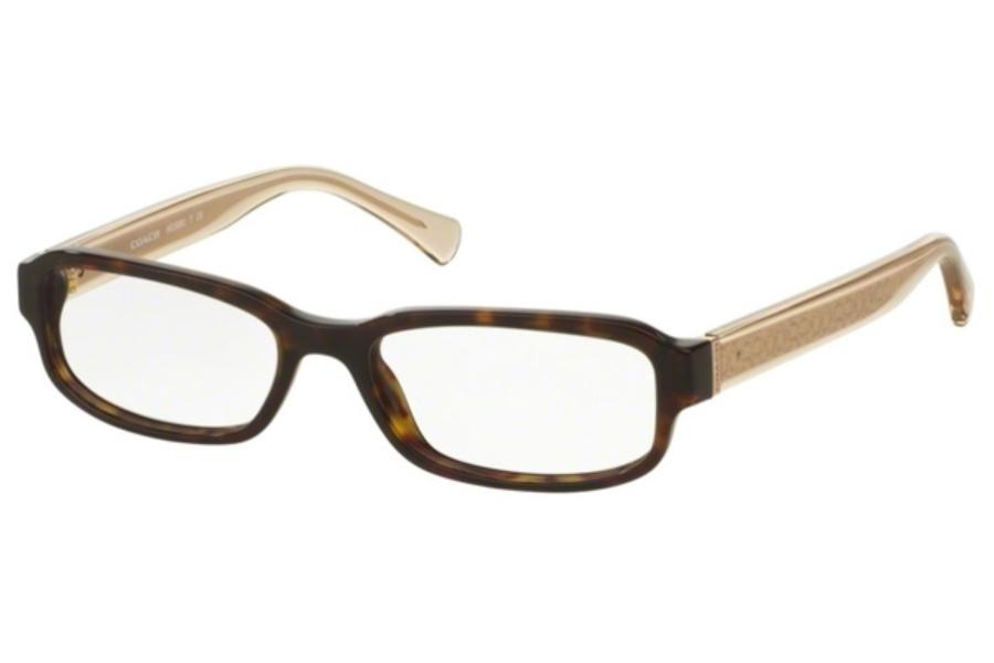 Eyeglass World Coach Frames : Coach HC6083 Eyeglasses FREE Shipping - Go-Optic.com