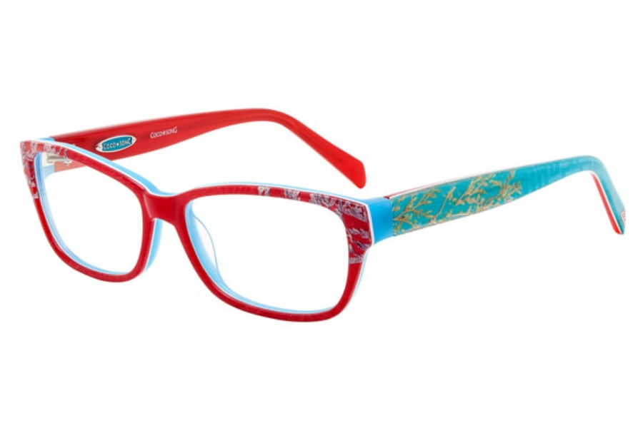 Coco Song Love Commotion Eyeglasses | FREE Shipping