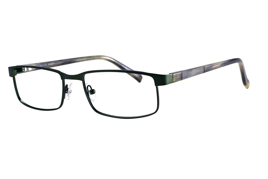 Colours - Alexander Julian Cray Eyeglasses - Go-Optic.com
