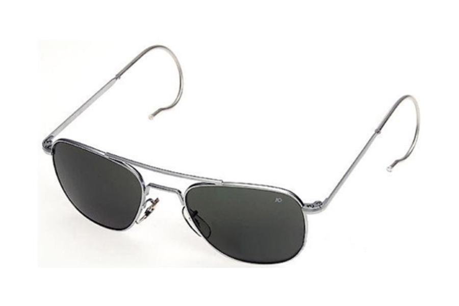 Ao Eyewear Original Pilot Silver Comfort Cable Sunglasses Sold Out
