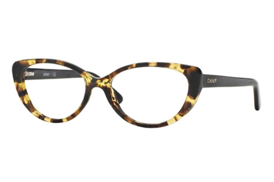 dkny dy 4664 eyeglasses in 3678 tortoise - Dkny Frames