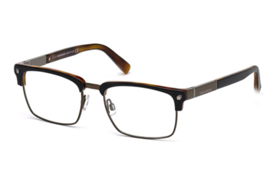 dsquared dq5169 miami eyeglasses free shipping