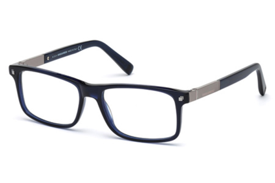 Dsquared DQ5170 DALLAS Eyeglasses FREE Shipping
