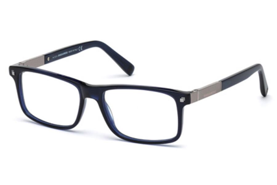 Glasses Frames Dallas : Dsquared DQ5170 DALLAS Eyeglasses FREE Shipping