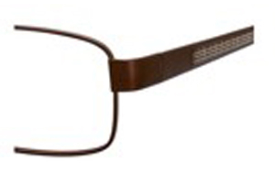 Dale Earnhardt, Jr Dale Jr 6746 Eyeglasses in Brown