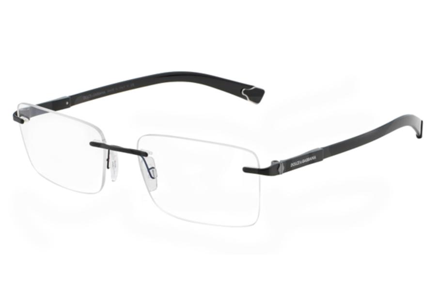 Dolce & Gabbana DG 1260 Eyeglasses | FREE Shipping