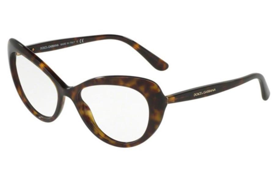 Dolce & Gabbana DG 3264 Eyeglasses | FREE Shipping