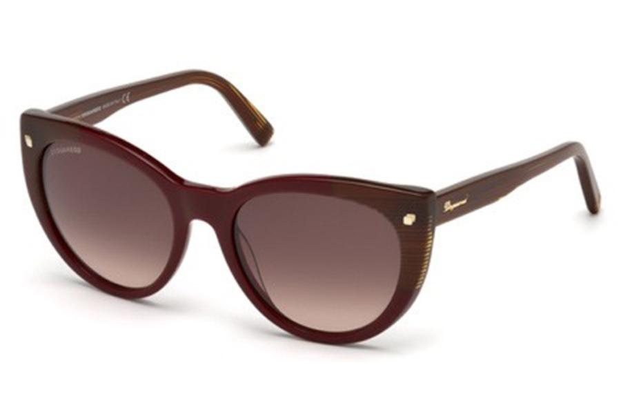 Dsquared DQ0180 BETTY Sunglasses   FREE Shipping f981419f9a05