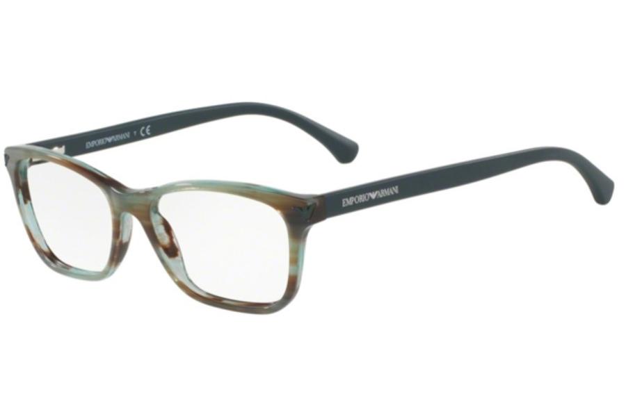 Giorgio Armani Women s Eyeglass Frames : Emporio Armani EA3073 Eyeglasses FREE Shipping
