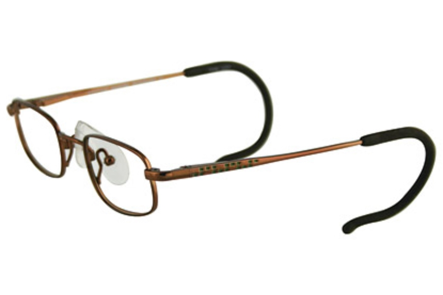 Eyeglass Frames With Cable Temples : Easytwist Kids ET914 W/ cable temples Eyeglasses FREE ...