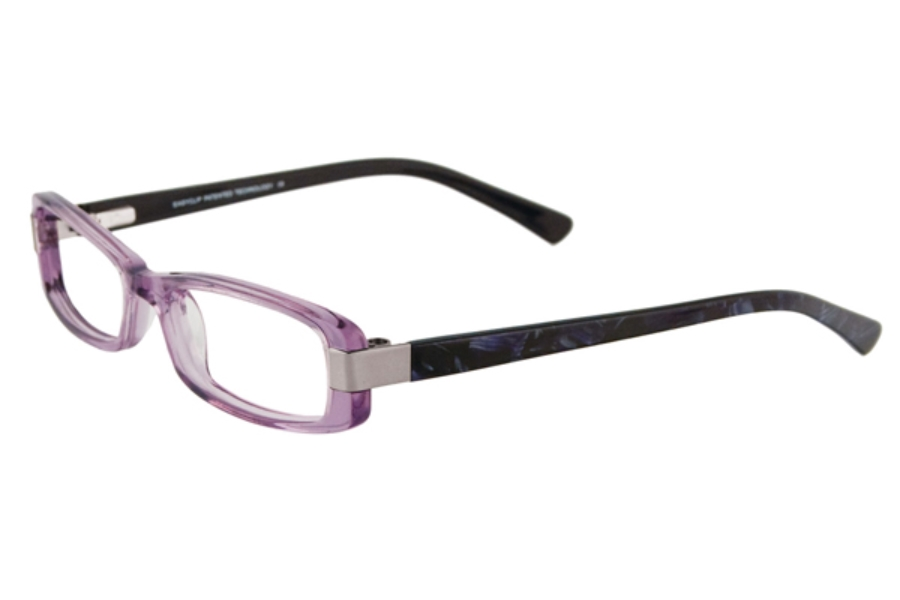 Eyeglass Frames With Magnetic Sunglass Clips : Easyclip EC190 W/Magnetic clip on Eyeglasses FREE Shipping