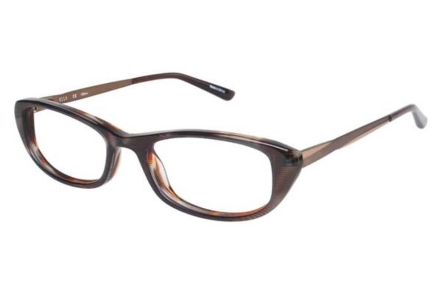 ELLE EL 13351 Eyeglasses FREE Shipping - Go-Optic.com