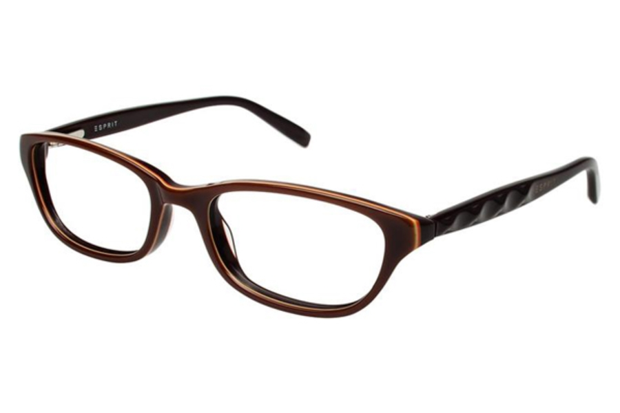 Esprit Glasses Frames Catalogue : Esprit ET 17419 Eyeglasses FREE Shipping - Go-Optic.com