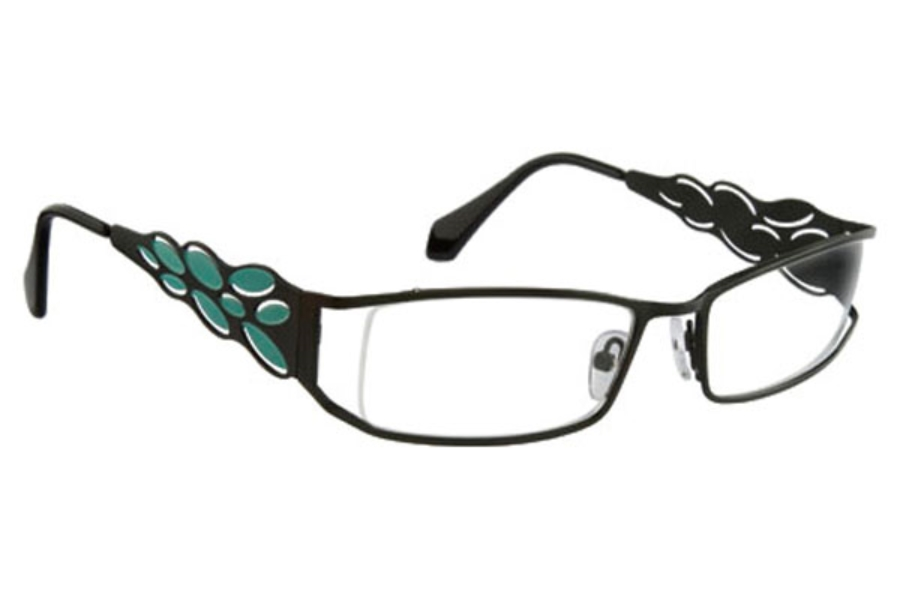 FYSH UK Collection FYSH 3393 Eyeglasses in 634 Green/Mint