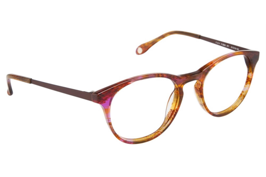 31a0209bcd FYSH UK Collection FYSH 3543 Eyeglasses