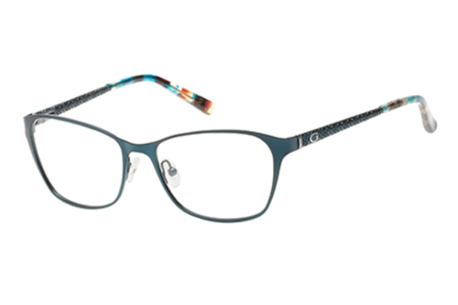 Guess GU 2502 Eyeglasses | FREE Shipping - Go-Optic.com