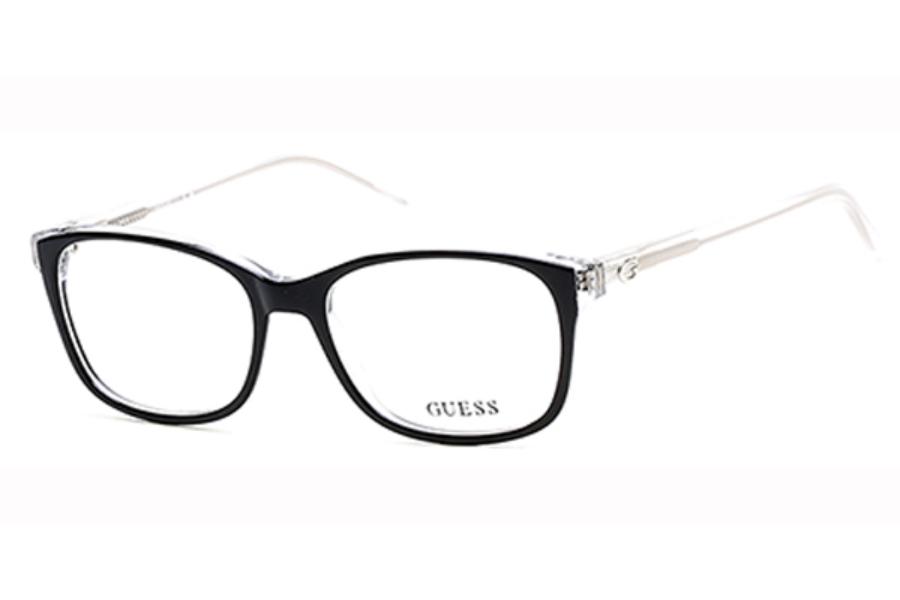 Guess Gu 2582 Eyeglasses Free Shipping Go Optic Com