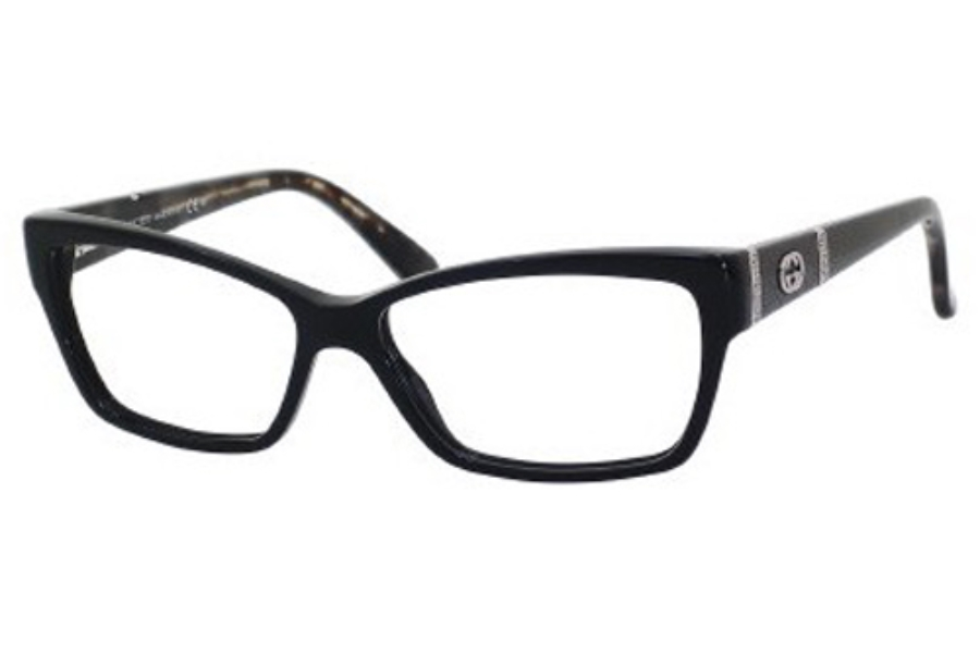 Gucci Eyeglass Frame 3559 : Gucci 3559 Eyeglasses FREE Shipping - Go-Optic.com ...