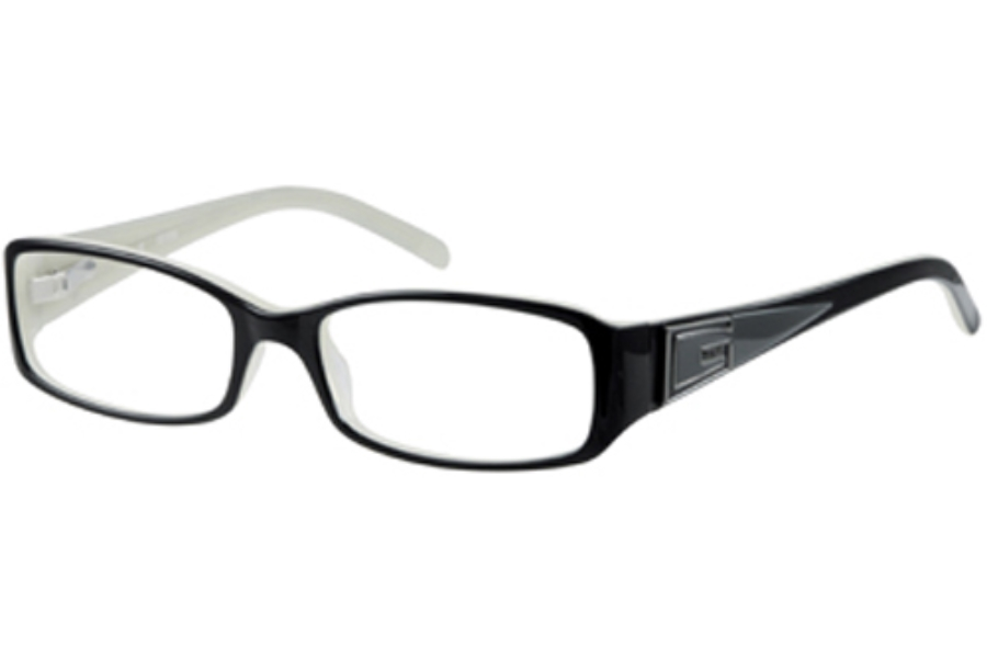 Guess GU 1559 Eyeglasses in BLK BLACK