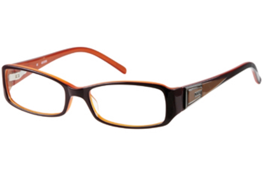 Guess GU 1559 Eyeglasses in BRN BROWN