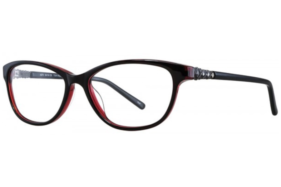 helium paris he 4273 eyeglasses in tortred