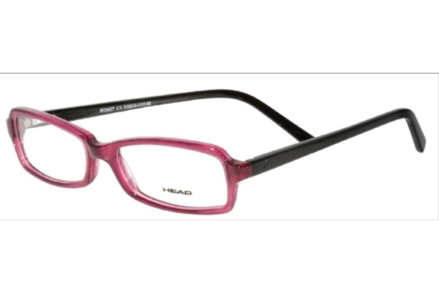 Head Eyewear HD 607 Eyeglasses FREE Shipping - Go-Optic.com