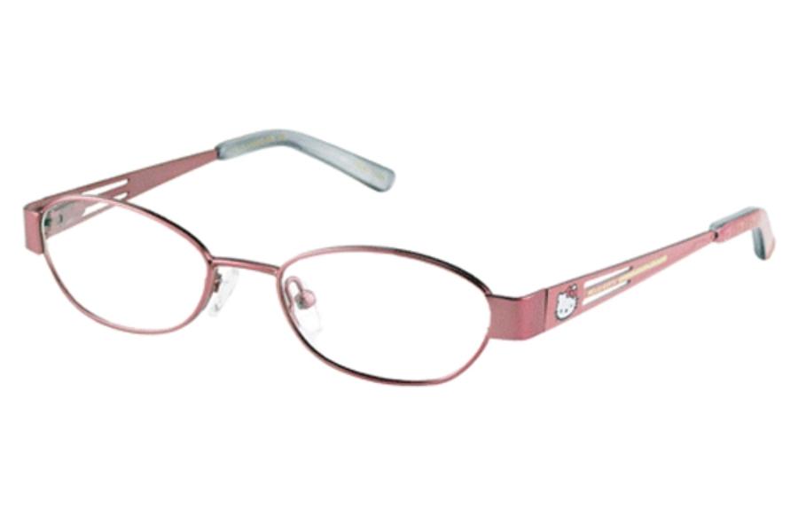 Glasses Frames Hk : Hello Kitty HK 213 Eyeglasses - Go-Optic.com