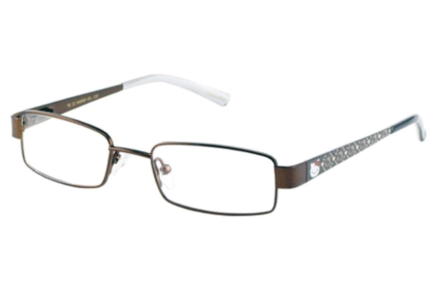 Glasses Frames Hk : Hello Kitty HK 216 Eyeglasses - Go-Optic.com