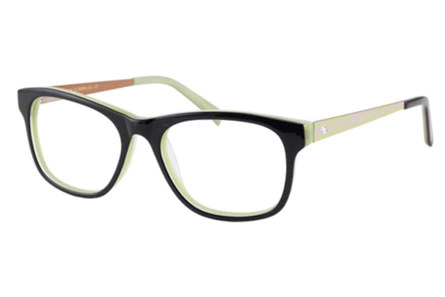 Glasses Frames Hk : Hello Kitty HK 221 Eyeglasses - Go-Optic.com