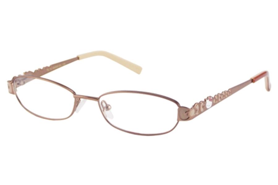 Glasses Frames Hk : Hello Kitty HK 220 Eyeglasses - Go-Optic.com