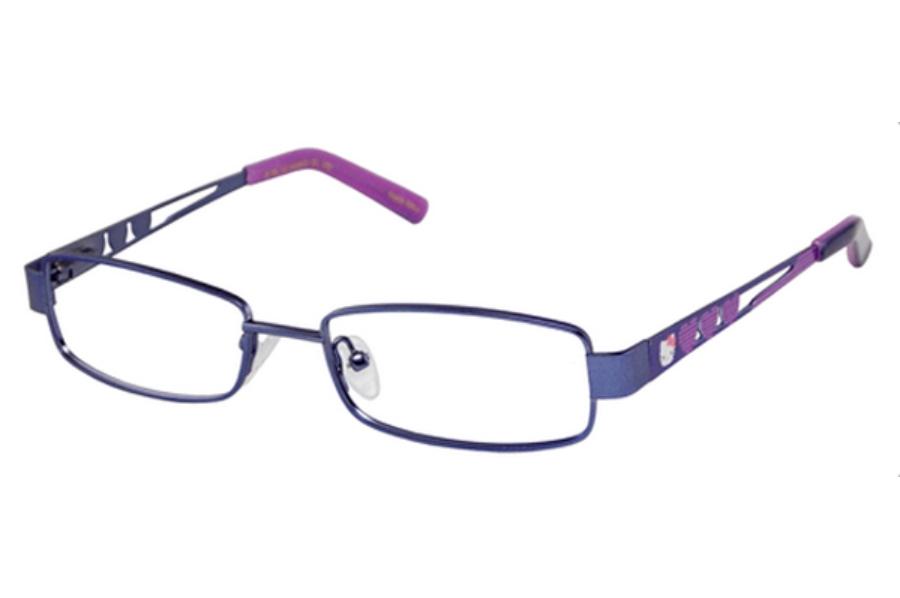 Glasses Frames Hk : Hello Kitty HK 232 Eyeglasses - Go-Optic.com