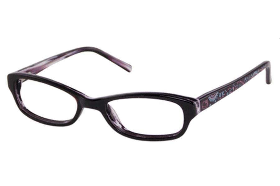 Glasses Frames Hk : Hello Kitty HK 234 Eyeglasses - Go-Optic.com