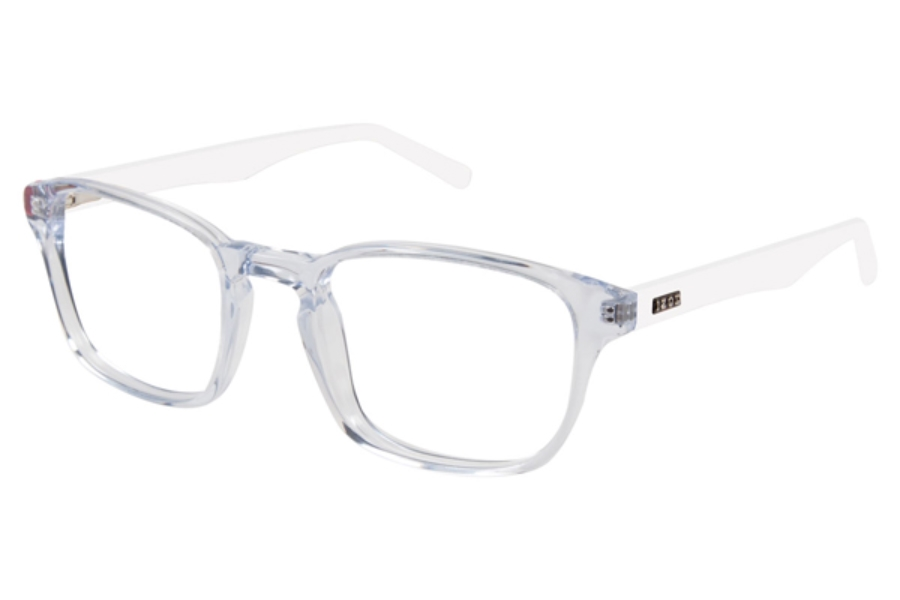 Izod Izod Clear D Eyeglasses | FREE Shipping - Go-Optic.com