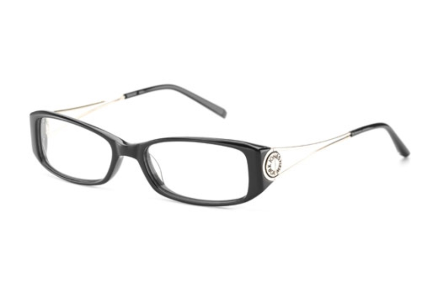 Jones New York J736 Eyeglasses in Black