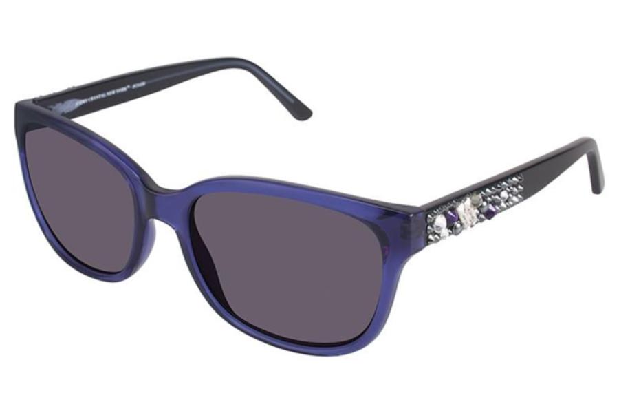 Jimmy Crystal New York Jcs450 Sunglasses Free Shipping