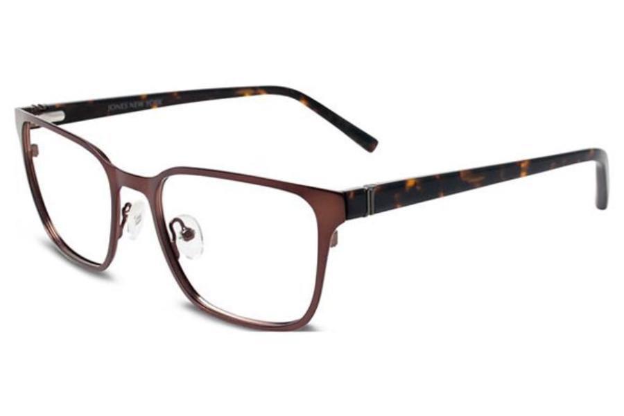 Jones New York Men s Eyeglass Frames : Jones New York Mens J345 Eyeglasses FREE Shipping