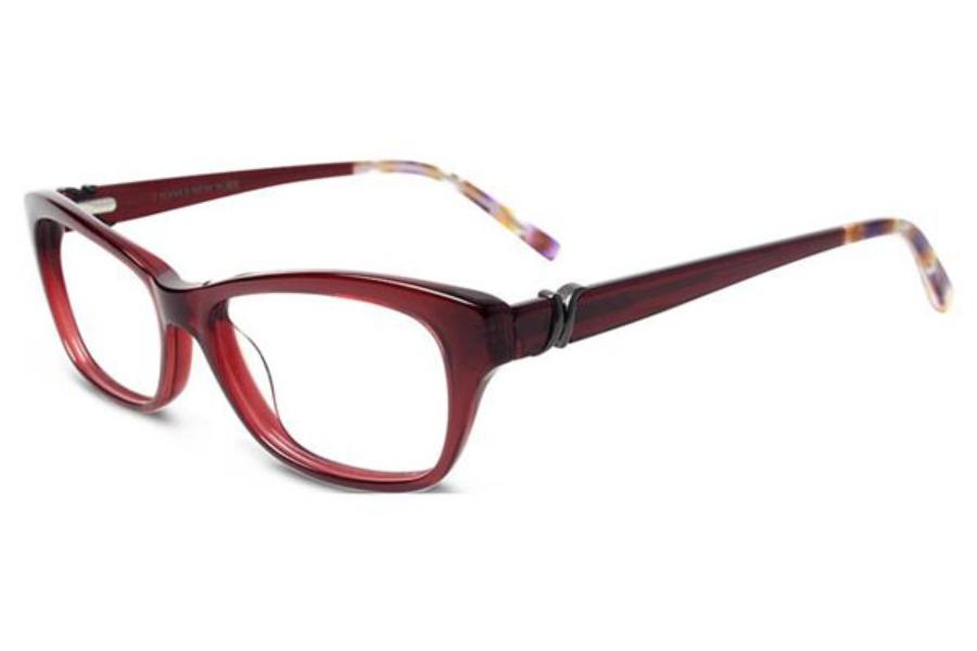 Jones New York Women s Eyeglass Frames : Jones New York J754 Eyeglasses FREE Shipping - Go-Optic.com