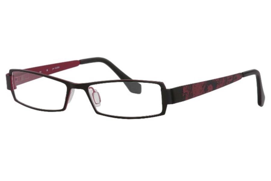 Glasses Frames Jai Kudo : Jai Kudo Jai Kudo 551 Flex Eyeglasses FREE Shipping