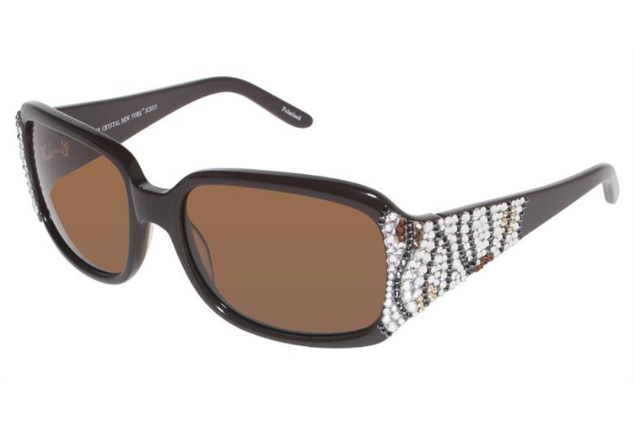 Jimmy Crystal New York Jcs511 Sunglasses Free Shipping