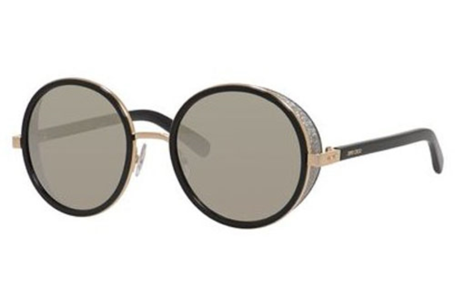 Rosy Sunglasses in Black Metal Jimmy Choo London aMI8pbR