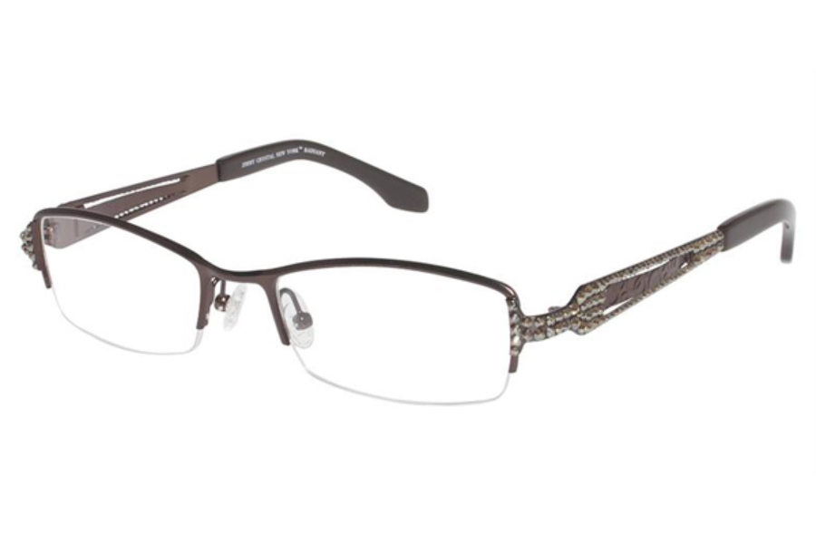 Jimmy Crystal New York Radiant Eyeglasses | FREE Shipping - SOLD OUT