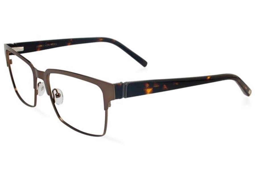 Jones New York Men s Eyeglass Frames : Jones New York Mens J350 Eyeglasses FREE Shipping