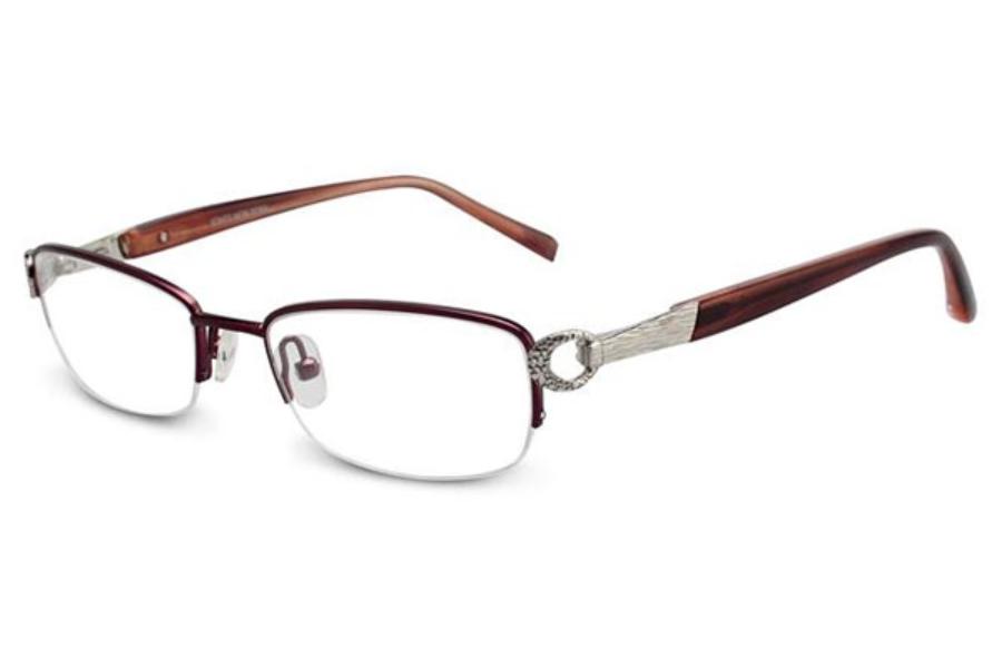 Jones New York Women s Eyeglass Frames : Jones New York Petites J136 Eyeglasses FREE Shipping