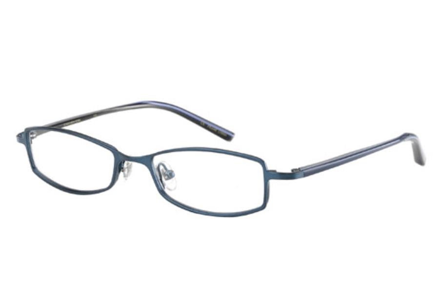301ac5d351 Jones New York Eyeglass Frames J454 Blue