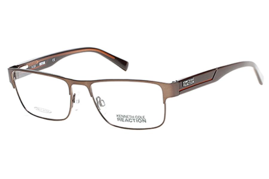 Kenneth Cole Reaction Eyeglass Frames : Kenneth Cole Reaction KC0784 Eyeglasses FREE Shipping