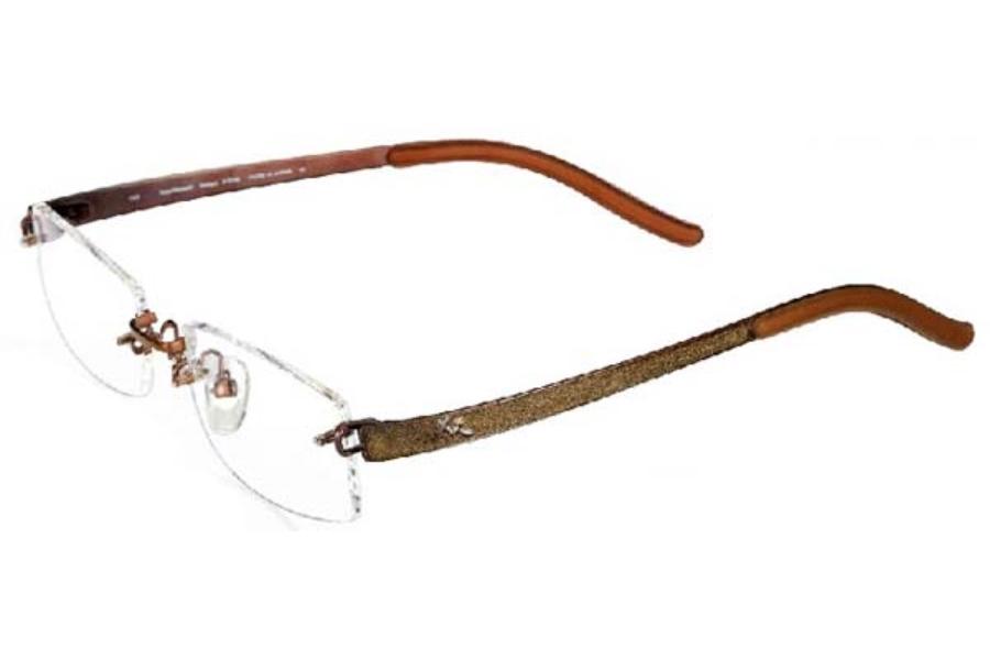 Kawasaki Eyeglass Frames : Kazuo Kawasaki 704 Deco Eyeglasses FREE Shipping